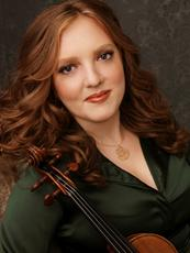 Rachel Barton Pine, faculty member, Jink & Diddle Scottish Fiddle School